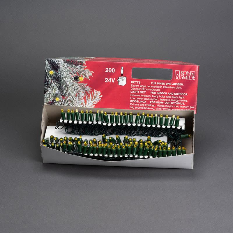 Steckbirnen Für Weihnachtsbeleuchtung.Start