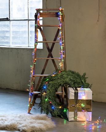 Weihnachtsbeleuchtung Außen Zug.Start